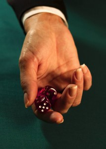Supply chain recommendations: don't roll the dice, manage your risk